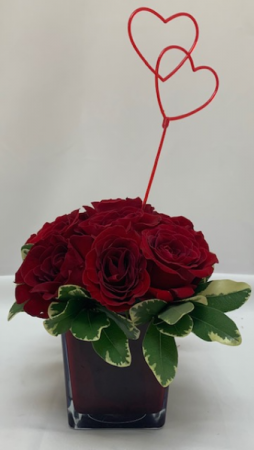 PPCFG Sweetheart Bouquet Fresh Arrangement