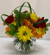 PPCFG Touch of Fall Fresh Arrangement