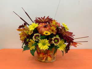 PPCFG's Fall Special Fresh Arrangement in Plantation, FL | Pink Pussycat Flower and Gift Shop