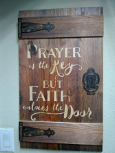 Prayer is the key Gifts