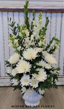 Prayers & Peace  Funeral Flowers