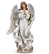 Praying angel sympathy