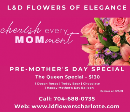 The Queen Special for Mother's Day
