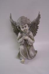 Precious Angel Statue Memorial Stone