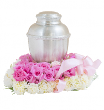Precious Heart Surround Urn