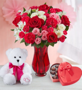 Precious Love Medley (bear and chocolate included)