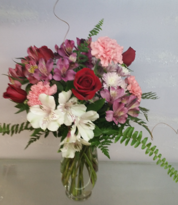 Precious Love Vase