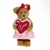Precious Luvington Bear* Plush Gift