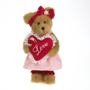 Precious Luvington Bear* Plush Gift