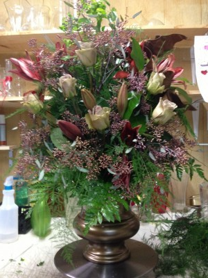 Funeral Flowers From Millwright Marketplace Amp Flowers