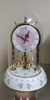 Precious Moments Anniversary Clock