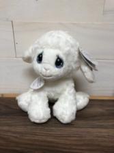 "Precious moments lamb 8"" plush"