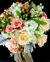 Precious Pastels Bridal Bouquet