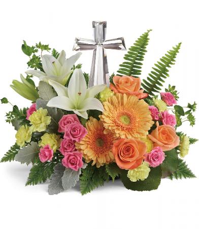 Precious Petals Bouquet DX TEV57-1B Teleflora's