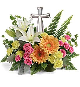 Precious Petals Bouquet Fresh Arrangement in Cincinnati, OH | Hyde Park Floral & Garden