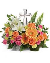 Precious Petals Bouquet  Table Arrangement