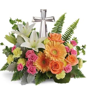 Precious Petals Bouquet TEV57-1 in Rossville, GA | Ensign The Florist