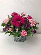 Precious Pink Vase Arrangement