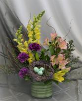 PRECIOUS SPRING  Flower Arrangement