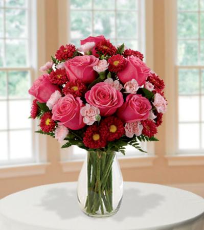 Precious To Me Bouquet Valentine's Day