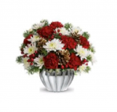 Precious Tradtions Winter Bouquet