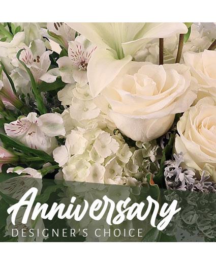Anniversary Flowers Designer's Choice