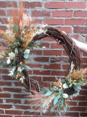 Premium Autumn Wreath Wreath