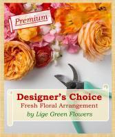 Premium Custom Floral Arrangement Designer's Choice