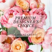 Premium Designers Choice  Arrangement  in Calgary, Alberta | Al Fraches Flowers LTD