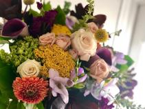 Premium Designer's Choice Bouquet Hand-Tie Bouquet