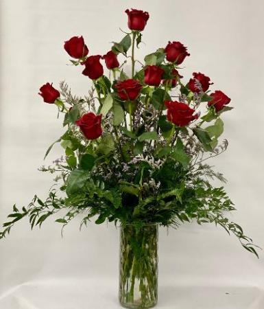 Premium Extra Long Russian Roses