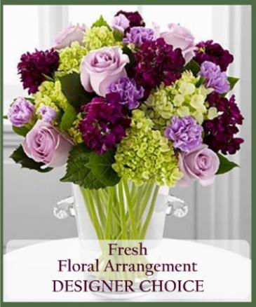Premium Floral Arrangement Designer's Choice