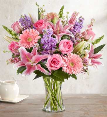 Premium Floral Vase Always on my mind Floral Vase Arrangement