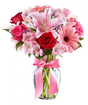 Premium Floral Vase  in Clearwater, FL | FLOWERAMA