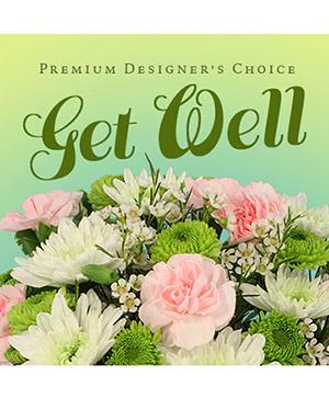 Premium Get Well Designer's Choice in Port Stanley, ON   Flowers By Rosita