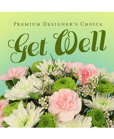 Premium Get Well Designer's Choice