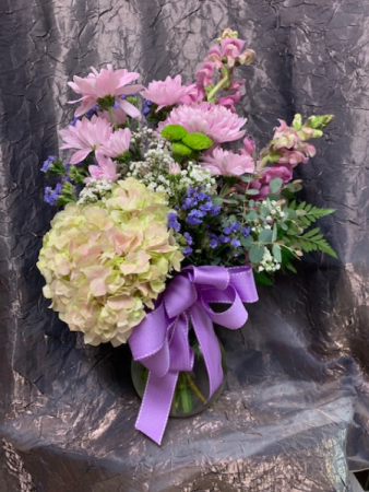 Premium Hydrangea Mix Fresh Flowers