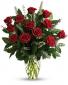 FOREVER MINE! 1 Dozen Long Stem Ecuadorian Red Roses