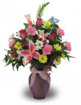 Premium Mixed Vase