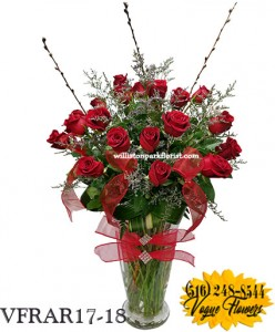 PREMIUM RED ROSES  Floral Arrangement