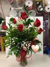 Dozen Premium Roses Roses