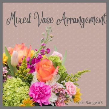 Premium Vase Arrangement