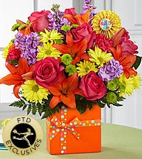 Present Vase  in Kitchener, ON | KITCHENER ONTARIO FLORIST