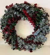 Preserved Eucalyptus Wreath