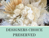 Preserved Florals Designers Choice Preserved