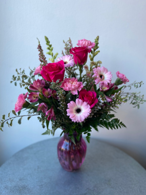 Pretty and Pink  in La Grande, OR | FITZGERALD FLOWERS