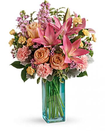 Pretty And Posh Bouquet