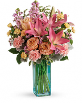 Pretty and Posh Vase Arrangement