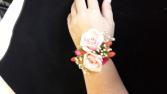 Pretty in Pastel Wrist Corsage