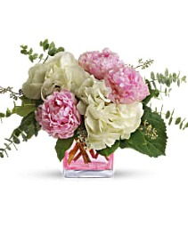 Pretty in Peony fresh arrangnment